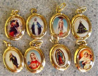 Largest selection of catholic medals on the internet aloadofball Choice Image
