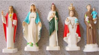 Small, Inexpensive statues