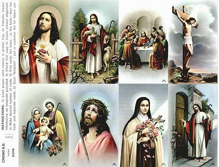 graphic regarding Free Printable Catholic Prayer Cards named Carefully Catholic Holy Playing cards