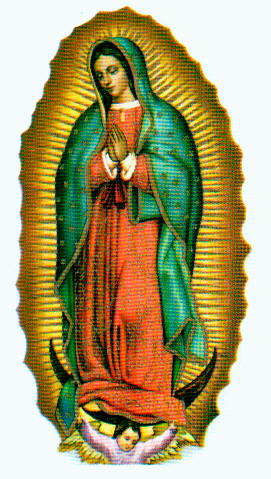 Click to VISIT Mary of Guadalupe