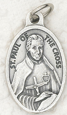 St. Paul of the Cross medal