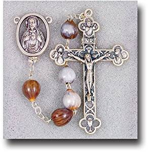 Incredible Job's Tear rosary