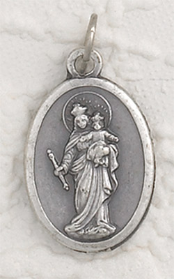 Our Lady Help of Christians medal