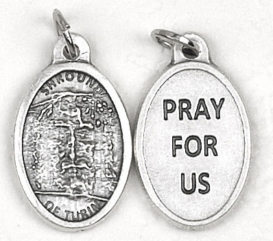 Shroud of Turin Medallion