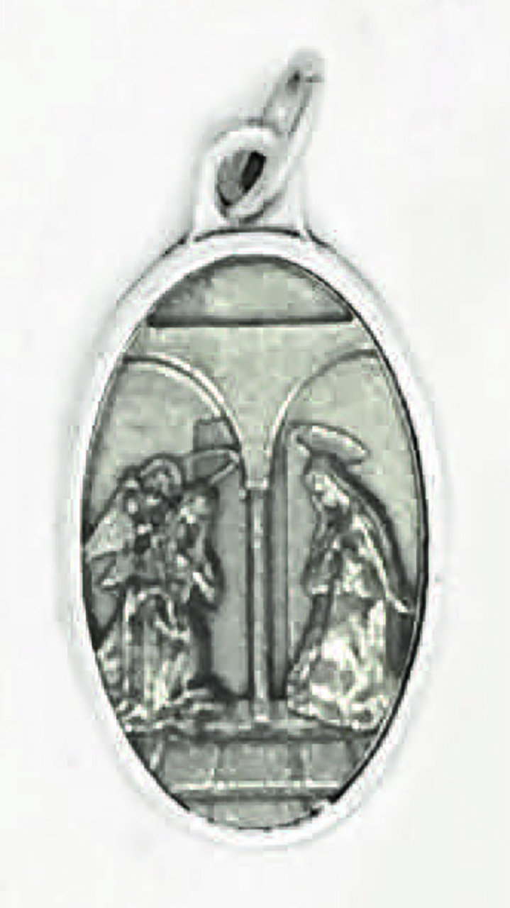 The Annunciation Medal