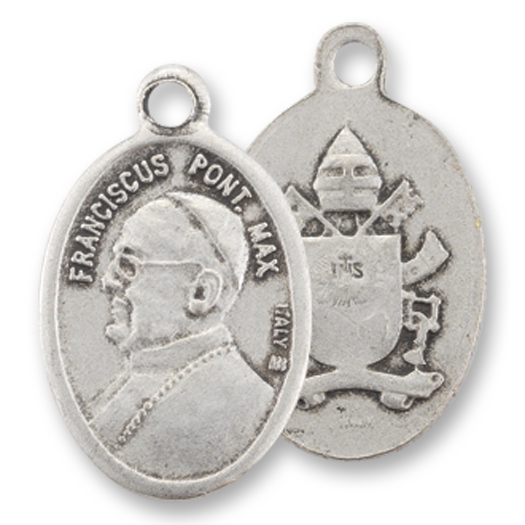 Pope Francis Medallion