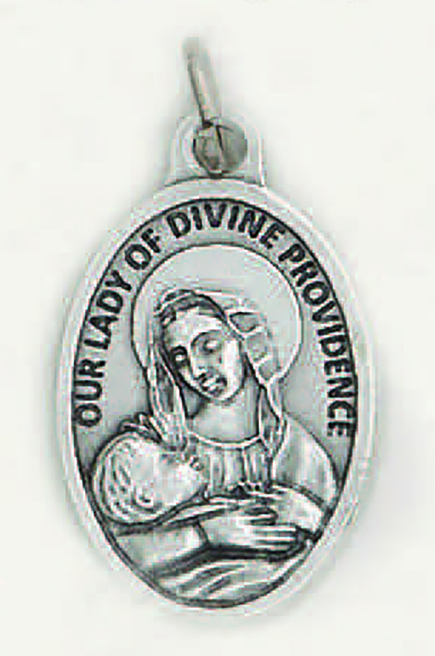 Our Lady of Divine Providence medal