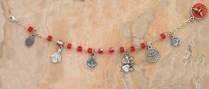 Confirmation Charm Bracelet in gift box