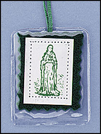 Green scapular - for conversion