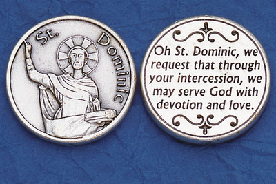 St. Dominic Pocket coins