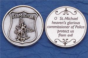 Michael Shield Coin
