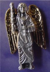 St. Michael the Archangel lapel pin