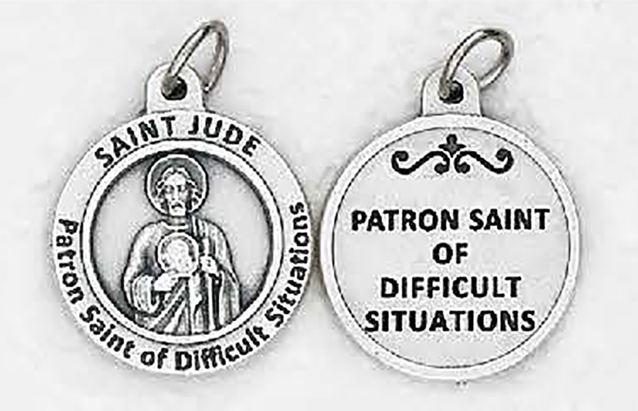 St. Jude Medal Healing saint (Difficult Situations)