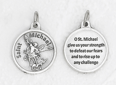 St. Michael the Archangel Medal (Healing Patron Saints)