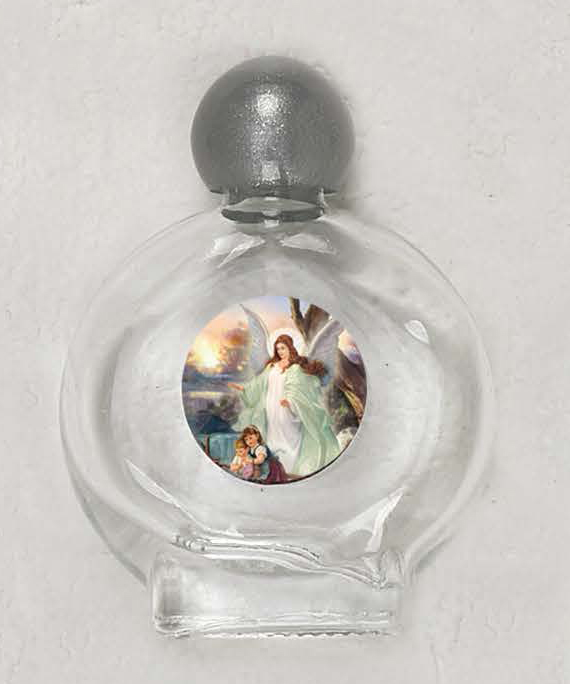 Guardian Angel Holy Water Bottle