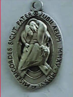 Year of Mercy Medal