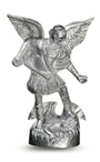 St. Michael the Archangel 1.75 inch Pocket Statue (b120)