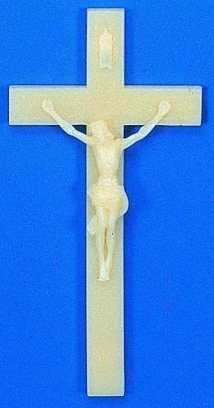 Glow in the Dark Crucifix