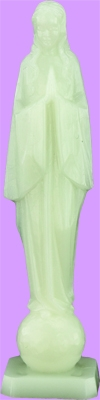 Our Lady of the Universe Glow in the dark statue