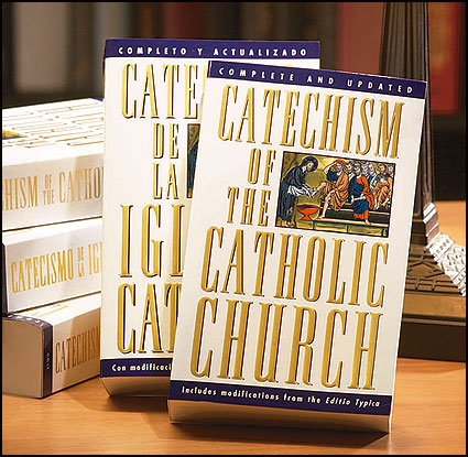 Paperback Catechism of the Catholic Church