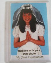 Personalized Girl missal