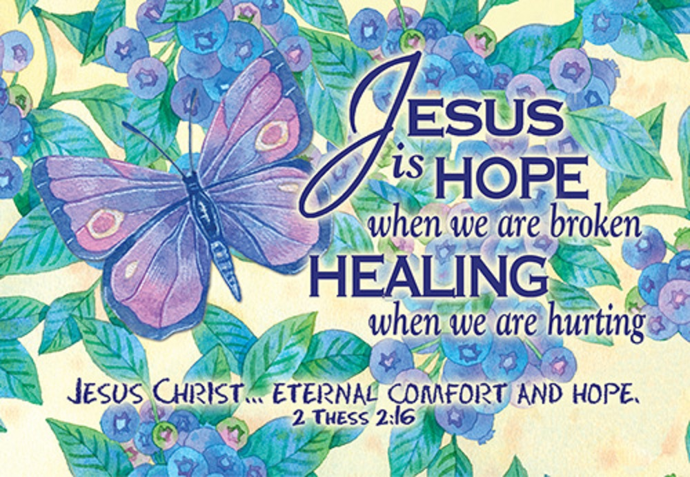 Pass It On - Jesus is Hope