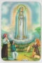 3D Holographic cards, Fatima