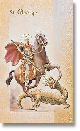 St. George Lives of the Saints Bi Fold