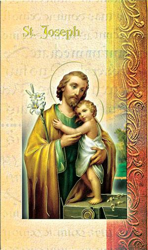 St. Joseph, Lives of the saints series