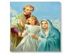 St. Joseph with Child Foam magnet buy 1 get 1 free (limit 1 per order)
