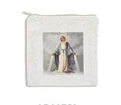 Our Lady of Grace zipper pouch