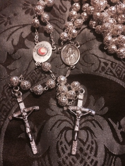 St. Therese Relic Rosary