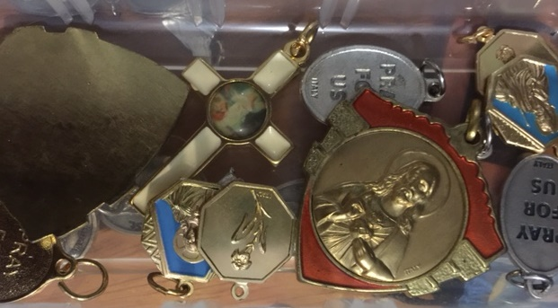 Assortment of 3 medals