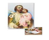 St. Joseph with Child note cards