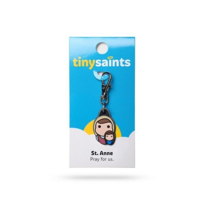 St. Anne Tiny Saints Charm
