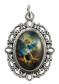 St. Michael the Archangel Decorative Medal