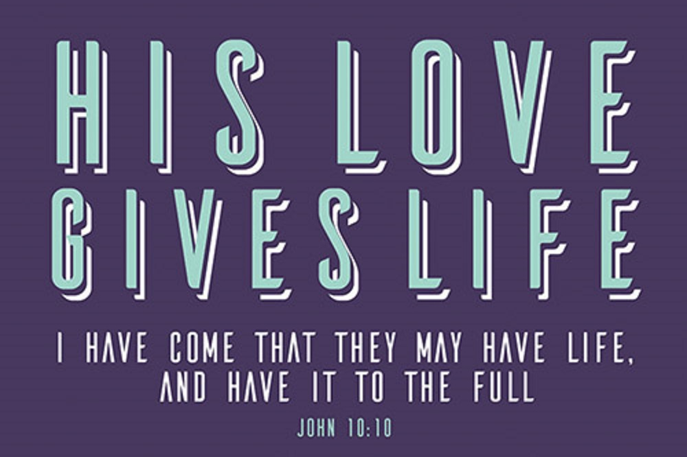 Pass It On - His Love Gives Life