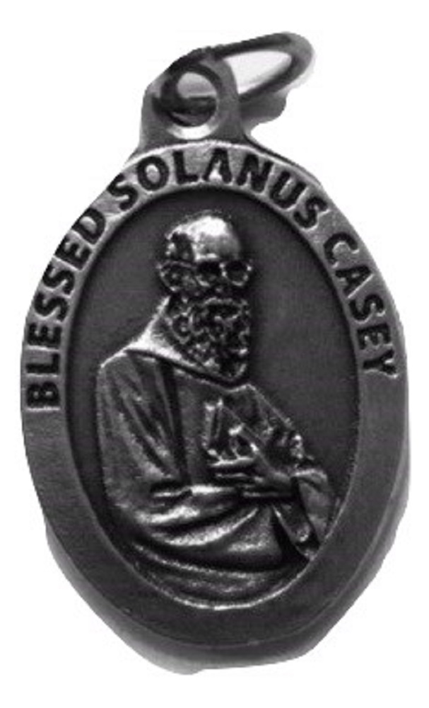 Blessed Solanus Casey Medallion