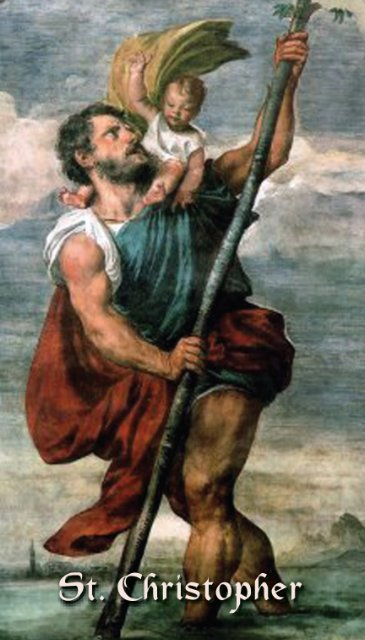 St. Christopher