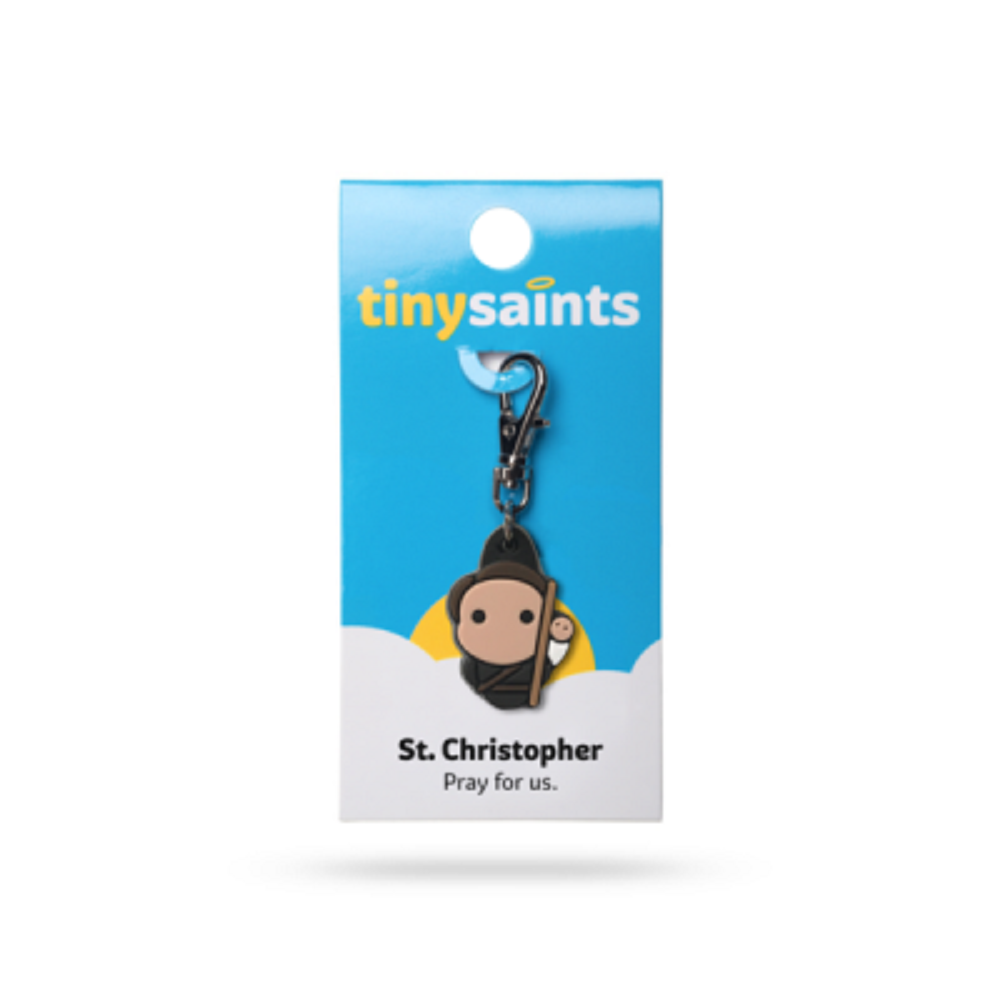 Christopher Tiny Saints Charm