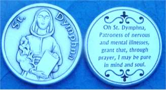 Collectible Pocket Token Series, St. Dymphna