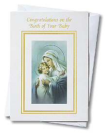 Child Birth Congrats Cards