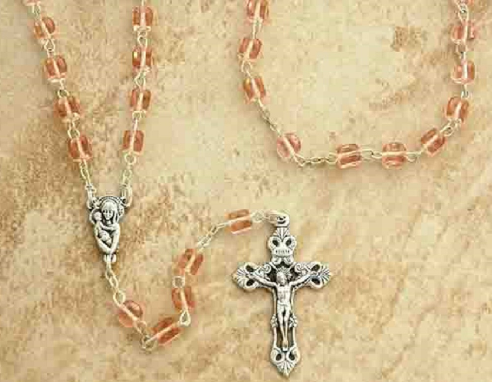 Beautiful Gemstone Garnet Rosary