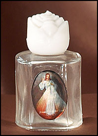 Divine Mercy Holy Water Bottle