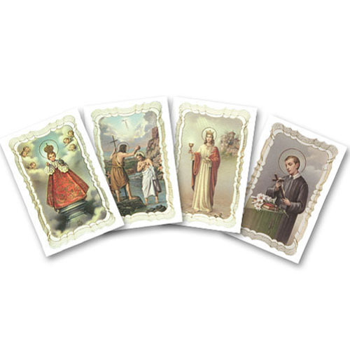 Series GS Holy Card Assortment set of 12