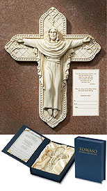 Risen Christ Boxed Gift Crucifix