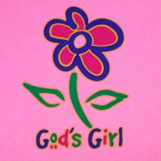 God's Girl children's t-shirt