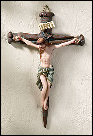 Nail Cross Crucifix