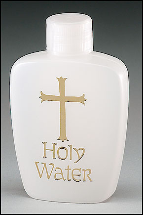 Two Oz. Holy Water bottle