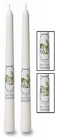 Communion Taper Memorial Candles